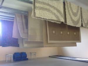Химчистка ковров с вывозом цех в СПб