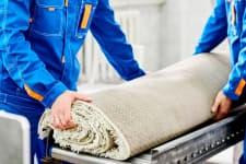 Химчистка ковров с вывозом в цех