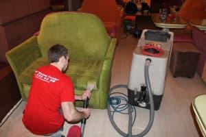 Химчистка кресел и стульев в СПб