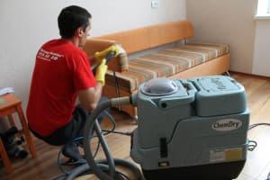 Химчистка и чистка на дому в СПб