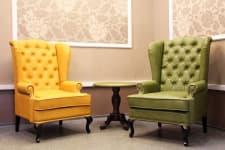 Химчистка кресел и стульев