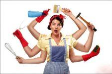 Домохозяйка: беззаботная жизнь или рабское существование?